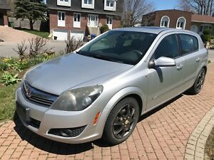 2008 Saturn Astra XR...automatic-equipped-panoramic roof