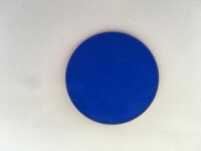 Olympus Microscope 32mm Diameter Blue Filter
