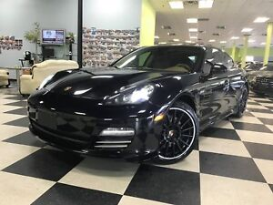 2012 Porsche Panamera 4S FULLY LOADED#100% APPROVAL GURANTEED!!!
