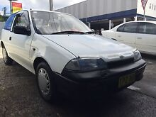 SUZUKI SWIFT 1994 Asquith Hornsby Area Preview