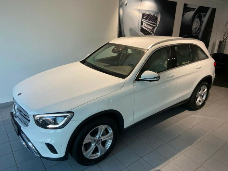 Mercedes-Benz GLC 300 d 4M - Std-Hz. - Burmester