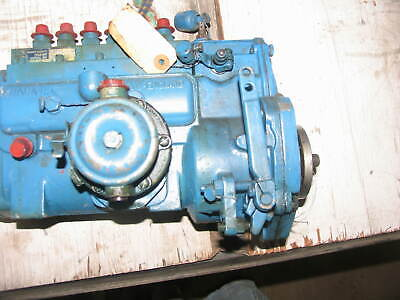Ford New Holland Tw-10 Diesel Injection Pump