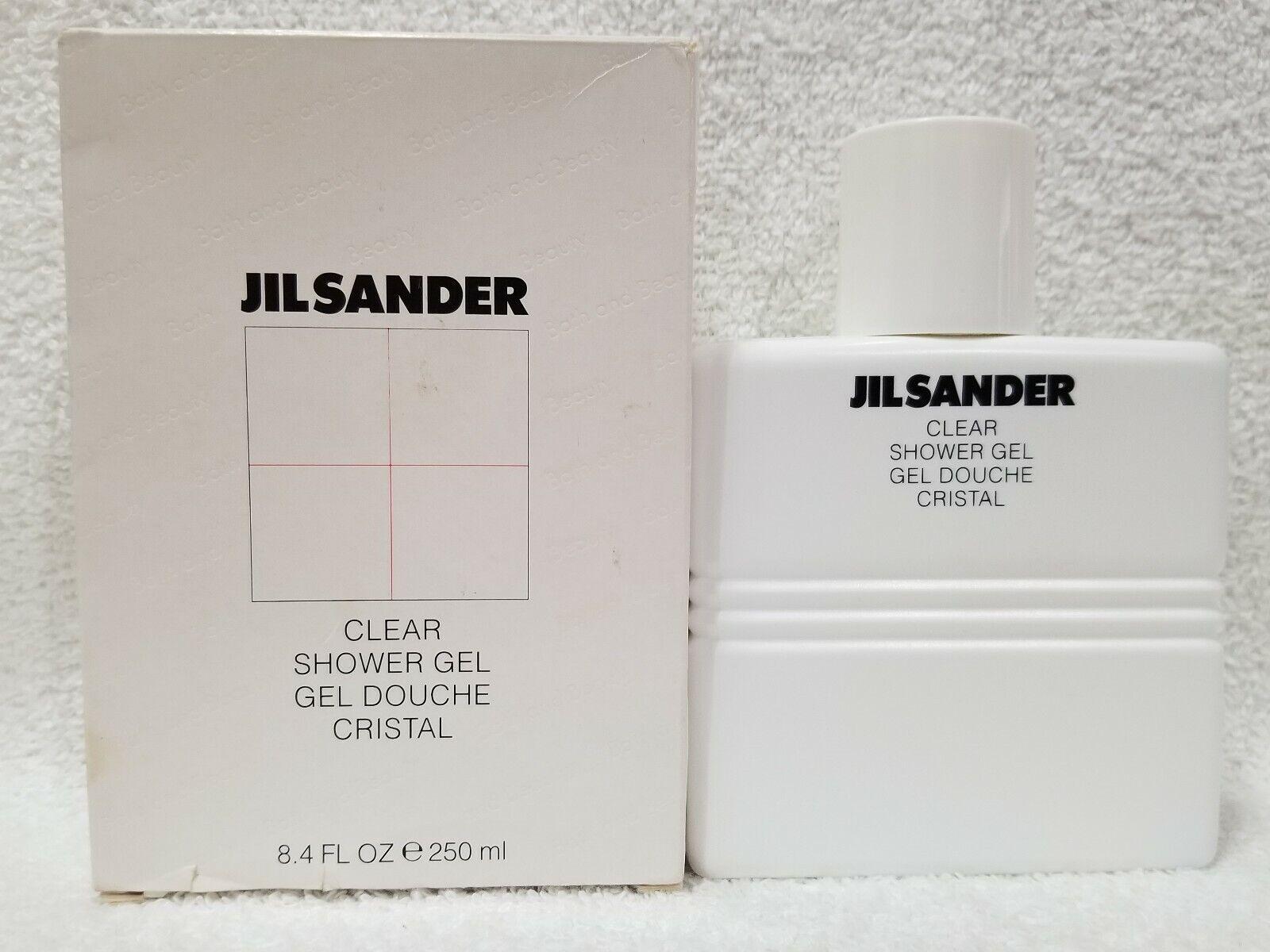 Jil Sander JIL SANDER Clear Shower Gel Cleansing Foam Women