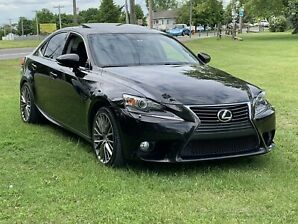 Lexus is 250 camera volant chauffant