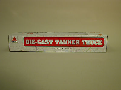 1998 CITGO DIE-CAST TANKER TRUCK 3rd IN A SERIES MINT CHINA