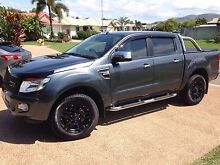 Ford Ranger PX XLT 2015 Idalia Townsville City Preview