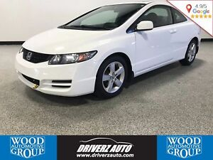 2011 Honda Civic SE COUPE, REMOTE START, Financing Available!!!
