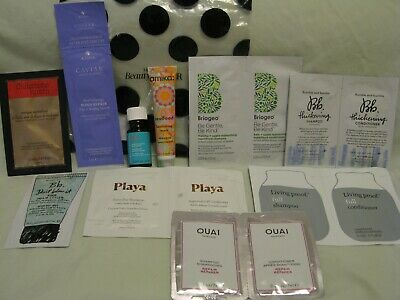Sephora Hair Care 15 Piece Set - Moroccan Oil, OUAI, Amika, Alterna, Briogeo (Moroccanoil Hair Care Sets)