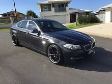 2010 BMW 528i!! AS NEW! 20inch wheels! 12 MONTHS WARRANTY Underwood Logan Area Preview