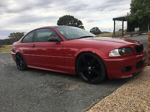 2001 BMW 3 Coupe Queanbeyan Queanbeyan Area Preview