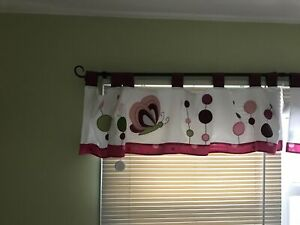 Baby room and crib set