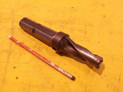 Kennametal Kub-0937-0200 Carbide Insert Drill 1 14 Shank X .937 Cut Dia