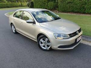 2012/13 Volkswagen Jetta Sedan -  AUTOMATIC - FULL VW SERVICE Sippy Downs Maroochydore Area Preview