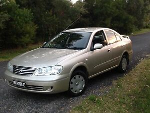 2005 Nissan Pulsar Terrigal Gosford Area Preview
