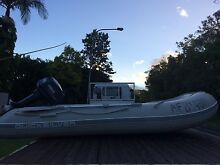 Quicksilver inflatable dingy Palm Beach Gold Coast South Preview