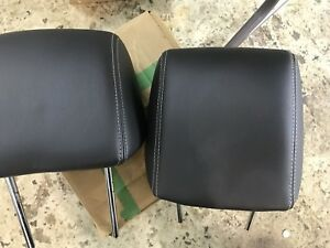 Ford F-150 leather headrests 2010-2014