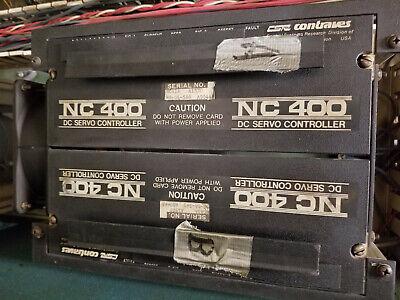 Contraves Nc400 Dc Servo Controller Drive