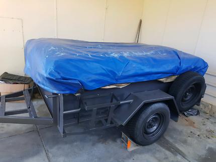 8x5 camper trailer