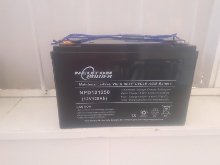 AGM DEEP CYCLE BATTERIES - REDUCED Royal Park Charles Sturt Area Preview