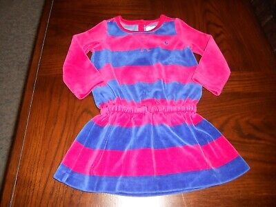 Ralph Lauren girls baby dress size 9 M months infant MINT cond