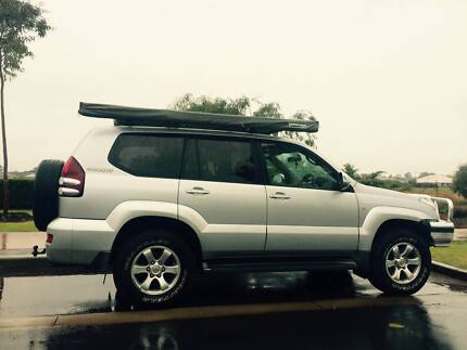 2007 Toyota LandCruiser Eaton Dardanup Area Preview