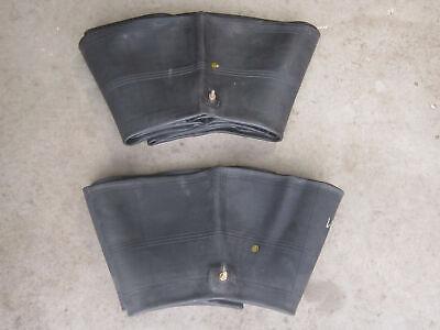 2 13.6x38 Tractor Tire Innertubes Ih Satoh Deutz 12-38 13x38 14-38 13.6x38 12x38