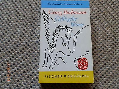 Geflügelte Worte - Georg Büchmann