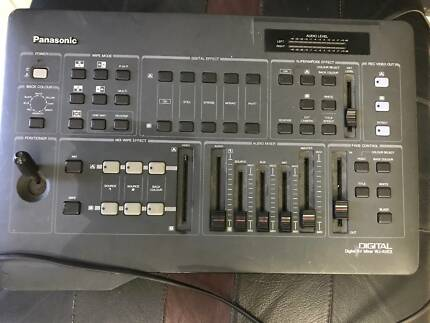 Professional Panasonic AV Video Mixer