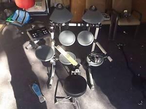 DTX500 Yamaha Electric Drum Kit Tamworth Tamworth City Preview
