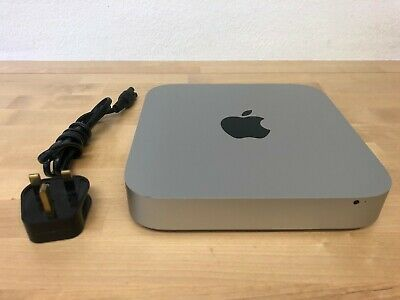 #53 Late 2012 Apple Mac Mini i5 2.5GHz, 4GB RAM, 240GB SSD, 500GB HDD, Catalina