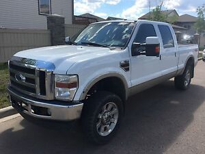 2008 Ford F-250 King Ranch Diesel