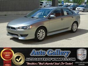 2014 Mitsubishi Lancer SE *Hard to find AWD