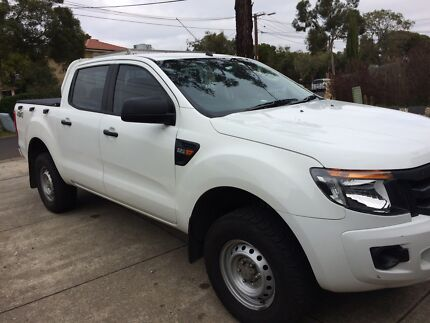 2012 FORD RANGER TURBO DIESEL SPORTS AUTO 4x4 Keilor Brimbank Area Preview