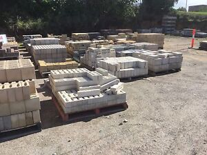 Landscape and garden blocks and pavers Dennington Warrnambool City Preview