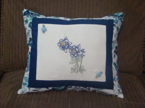 Handmade Embroidery Pillow