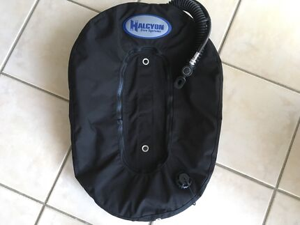 Halcyon 40lb Lift Wing & Bladder for BCD