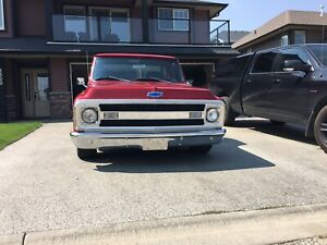 1970 Chevrolet C10 shortbox
