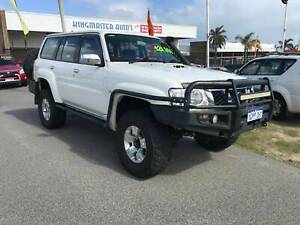 2012 Nissan Patrol ST 3.0td Automatic, 105180 kms Wangara Wanneroo Area Preview