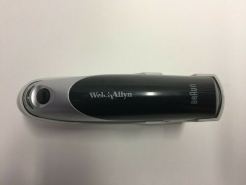 Welch Allyn Braun Pro 4000 ThermoScan 04000-200 Digital Ear Probe Thermometer