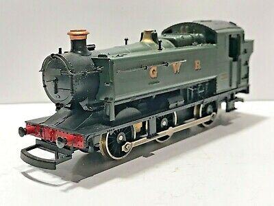🚂 Vintage & Rare 00 Gauge LIMA G.W.R HAWKSWORTH PANNIER TANK Locomotive No.9400