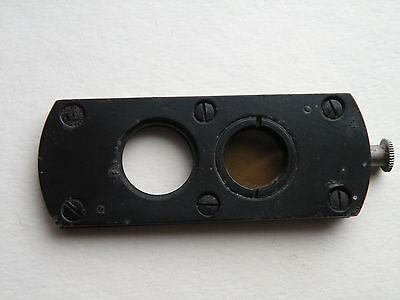 Lomo Pol Polarizing Analyzer Filter Microscope Min-9