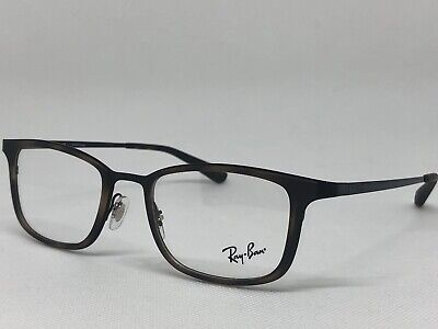 NEW AUTHENTIC RAY-BAN RB 6373M HAVANA EYEGLASSES AUTHENTIC FRAME W/Factory Case