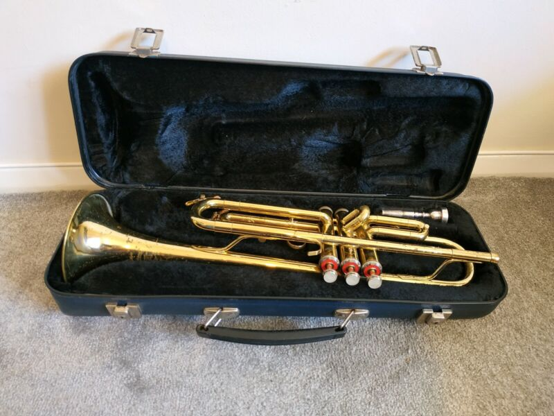 B & S Trumpet made in Germany