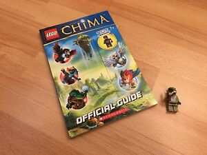 Lego Chima Official Guide