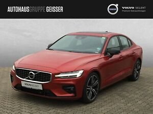 Volvo S60 T5 R-Design Automatik ACC LED Standheizung