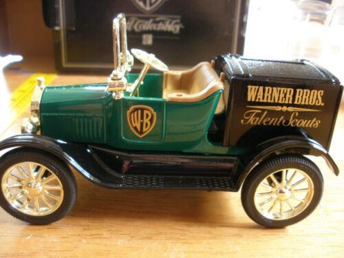 WB Gallery 1918 Ford Runabout ERTL NIB 1998 WBSS Warner Brothers