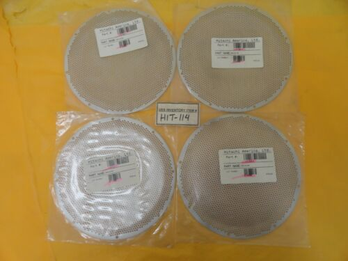 Hitachi 4-817835 200mm Reflector Lot of 4 New