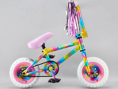 *GENUINE ROCKER* - UNICORN BARF iROK+ BMX RKR Mini BMX Bike