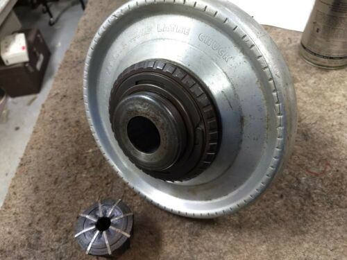 Jacobs collet lathe chuck