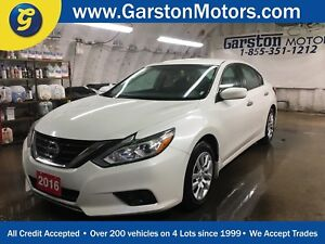 2016 Nissan Altima S*CVT*PHONE CONNECT*KEYLESS ENTRY w/REMOTE ST